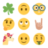 New Emoji Sticker Cute Free 1.1
