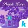 Purple Love Emoji Keyboard 1.0